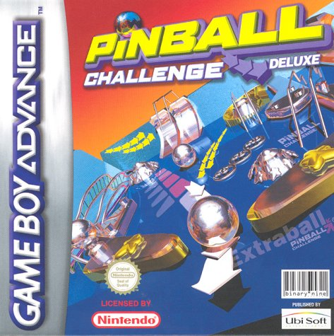 Pinball Challenge Deluxe (E)(Mode7)