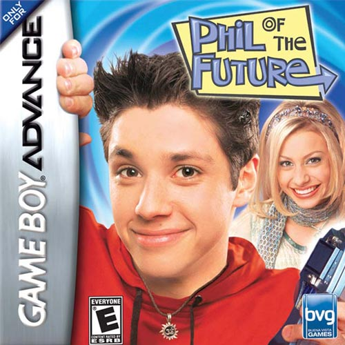 Phil of the Future (U)(Rising Sun)