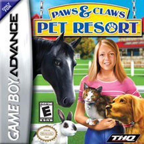 Paws & Claws - Pet Resort (U)(Trashman)