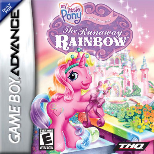 My Little Pony Crystal Princess - The Runaway Rainbow (U)(Rising Sun)