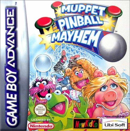 Muppet Pinball Mayhem (E)(Independent)