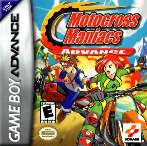 Motocross Maniacs Advance (U)(Mode7)