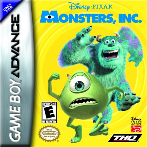 Monsters Inc. (U)(Mode7)