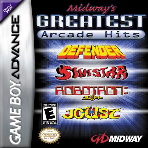 Midway's Greatest Arcade Hits (U)(Mode7)