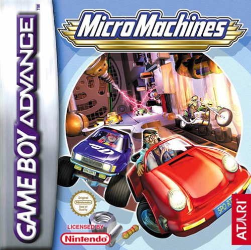 Micro Machines (E)(Patience)