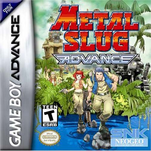 Metal Slug Advance (U)(Independent)