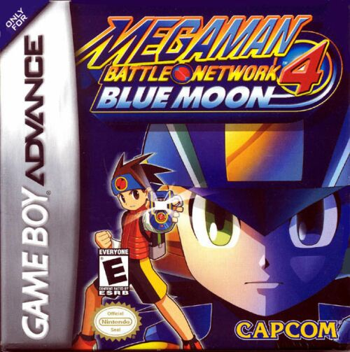 MegaMan Battle Network 4 Blue Moon (U)(Rising Sun)