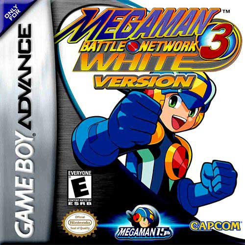 MegaMan Battle Network 3 White Version (U)(Mode7)