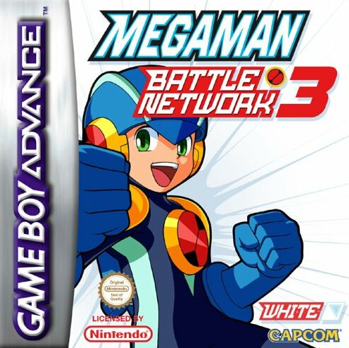 MegaMan Battle Network 3 White Version (E)(Patience)