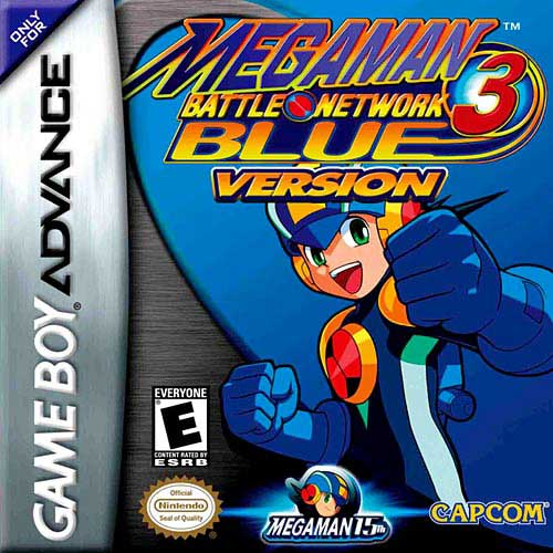 MegaMan Battle Network 3 Blue Version (U)(Independent)