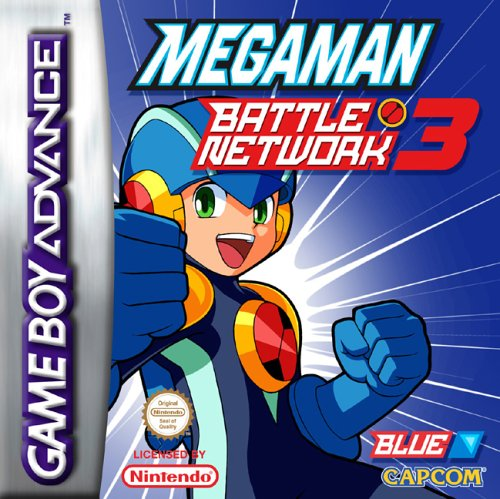MegaMan Battle Network 3 Blue Version (E)(Supplex)