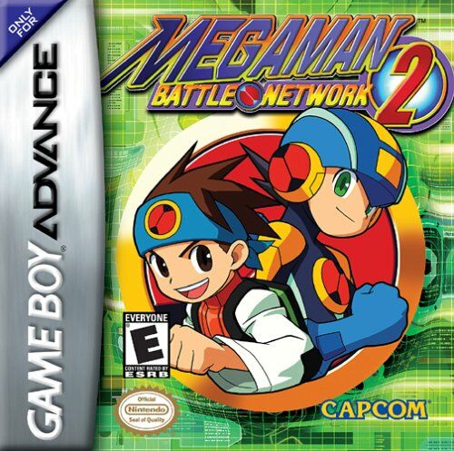MegaMan Battle Network 2 (U)(Mode7)