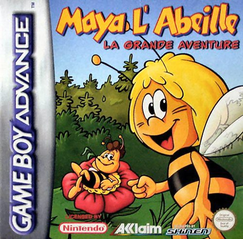 Maya the Bee - The Great Adventure (E)(Venom)