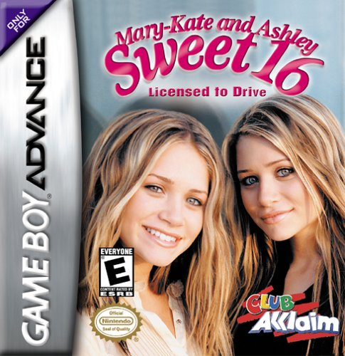 Mary-Kate and Ashley - Sweet 16 (U)(Patience)