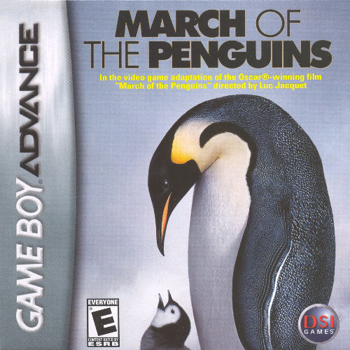 March of the Penguins (U)(Sir VG)