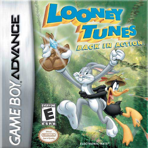 Looney Tunes - Back in Action (U)(Mode7)