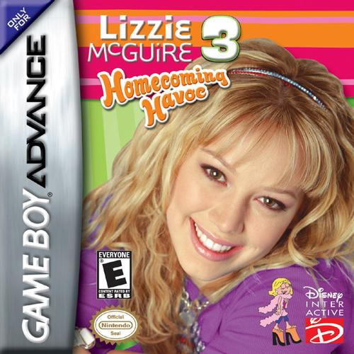 Lizzie McGuire 3 - Homecoming Havoc (U)(Trashman)