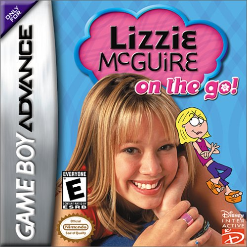 Lizzie McGuire - On The Go (U)(Hyperion)