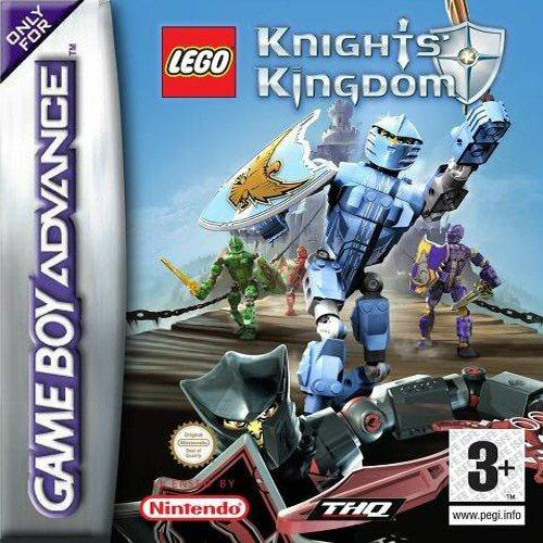 Lego Knights' Kingdom (E)(Rising Sun)
