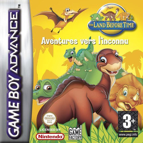 Land Before Time - Into the Mysterious Land (E)(Rising Sun)