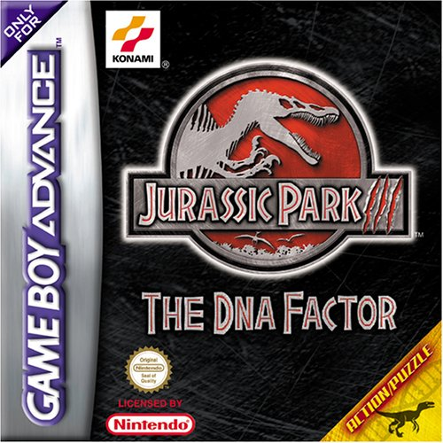 Jurassic Park III - The DNA Factor (E)(Absence)