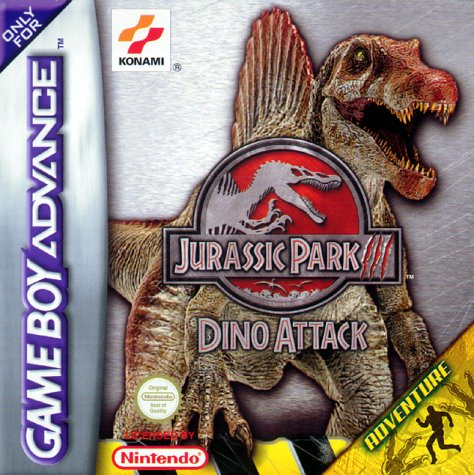 Jurassic Park III - Dino Attack (E)(Lightforce)