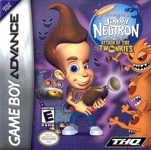 Jimmy Neutron Boy Genius - Attack of the Twonkies (U)(Venom)