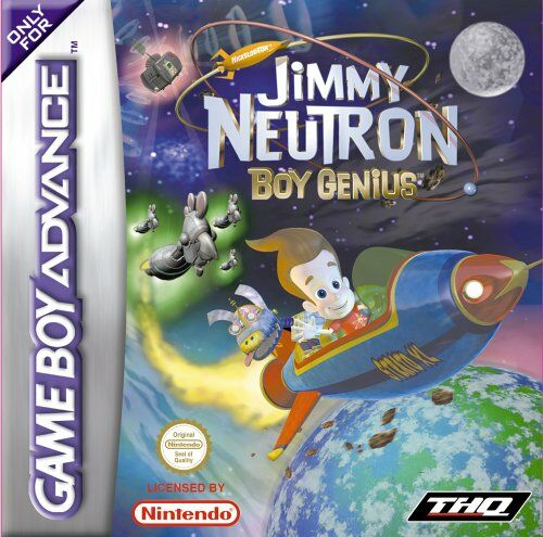 Jimmy Neutron - Boy Genius (E)(Cezar)