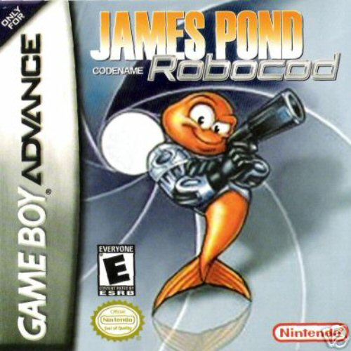 James Pond - Codename Robocod (U)(Trashman)