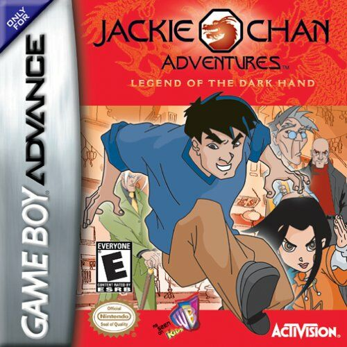 Jackie Chan Adventures - Legend of the Dark Hand (U)(Mode7)