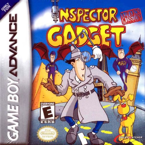 Inspector Gadget - Advance Mission (U)(Nobody)