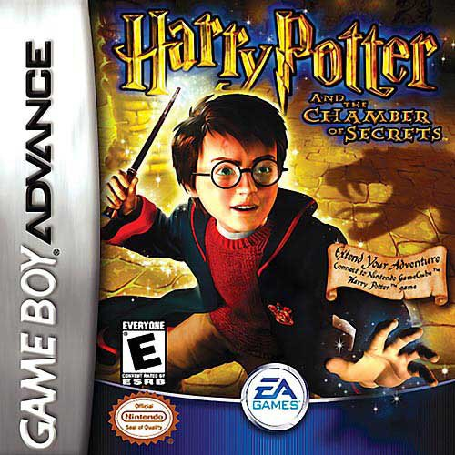 Harry Potter and the Chamber of Secrets (U)(Mode7)