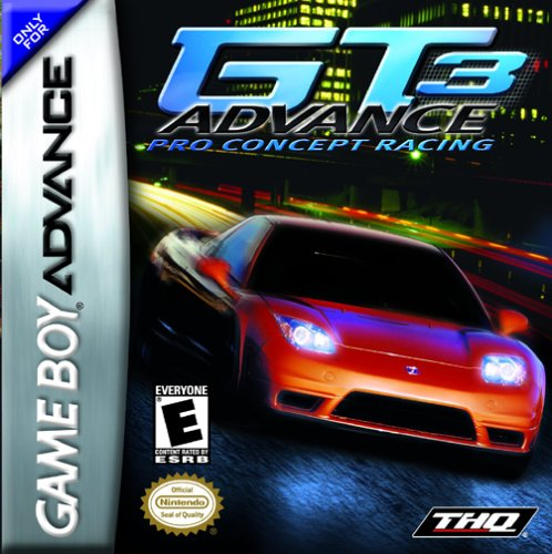 GT Advance 3 - Pro Concept Racing (U)(Mode7)