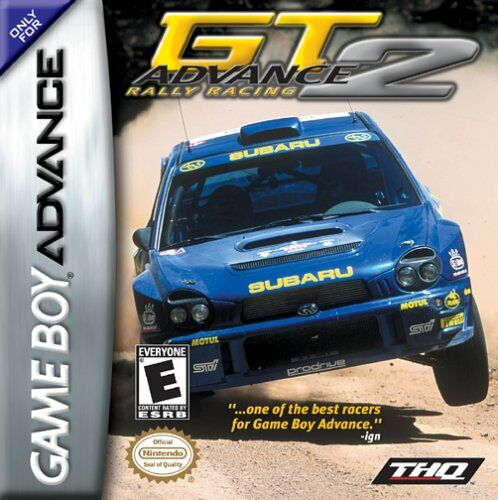 GT Advance 2 - Rally Racing (U)(Mode7)