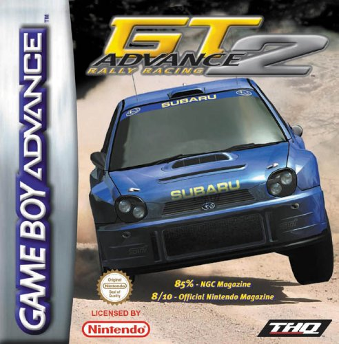 GT Advance 2 - Rally Racing (E)(Independent)