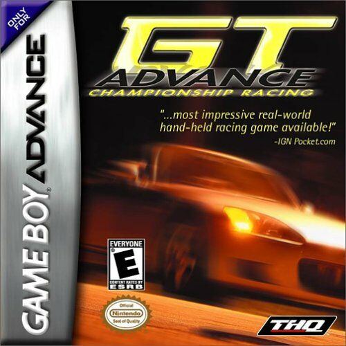 GT Advance - Championship Racing (U)(The Corporation)