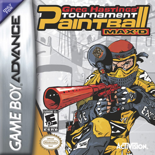 Greg Hastings' Tournament Paintball Max'd (U)(Trashman)