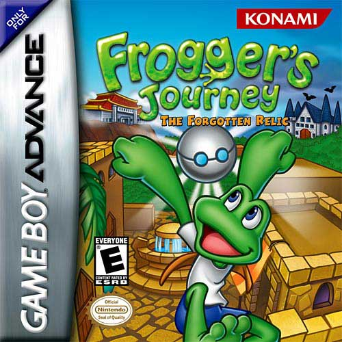 Frogger's Journey - The Forgotten Relic (U)(Mode7)