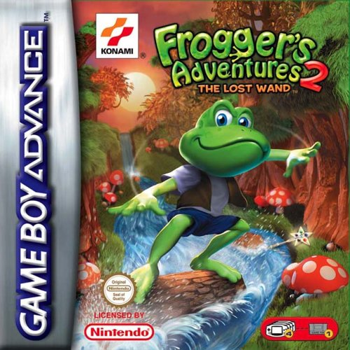Frogger's Adventures 2 - The Lost Wand (E)(Rising Sun)