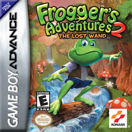 Frogger's Adventure 2 - The Lost Wand (U)(Mode7)