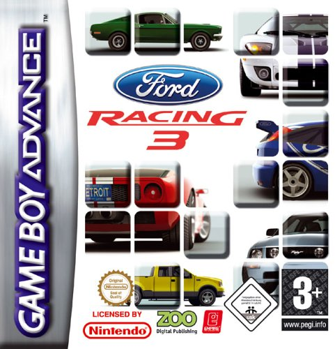 Ford Racing 3 (E)(sUppLeX)