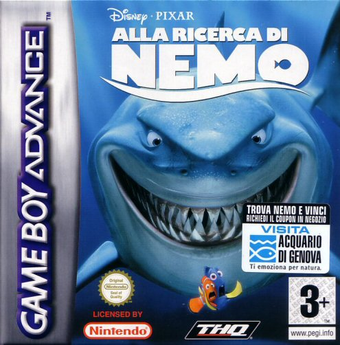 Finding Nemo (E)(Independent)