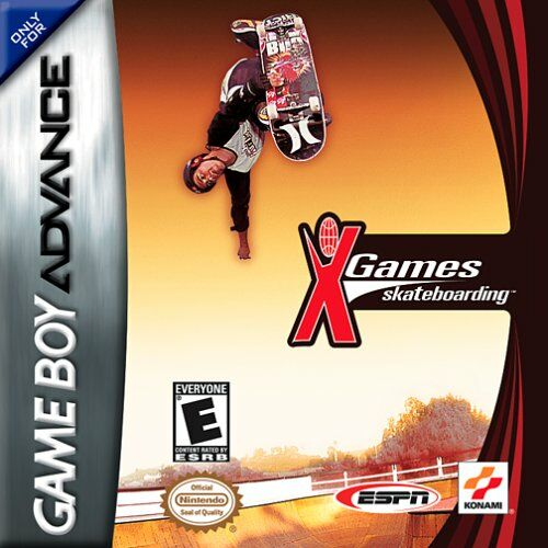 ESPN X-Games - Skateboarding (U)(Mode7)