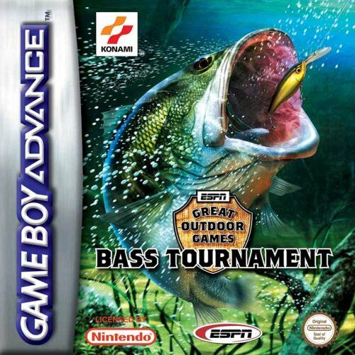 ESPN Great Outdoor Games - Bass Tournament (E)(Lightforce)