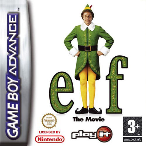 Elf The Movie (E)(Independent)