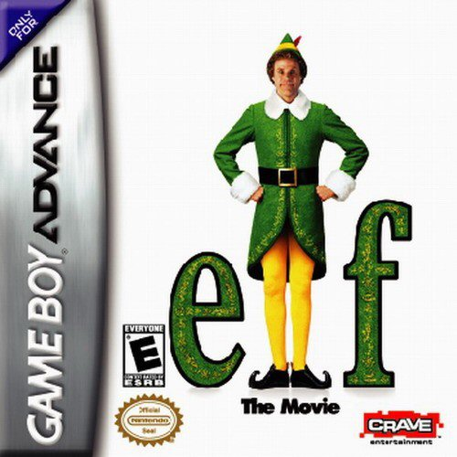 Elf - The Movie (U)(Venom)