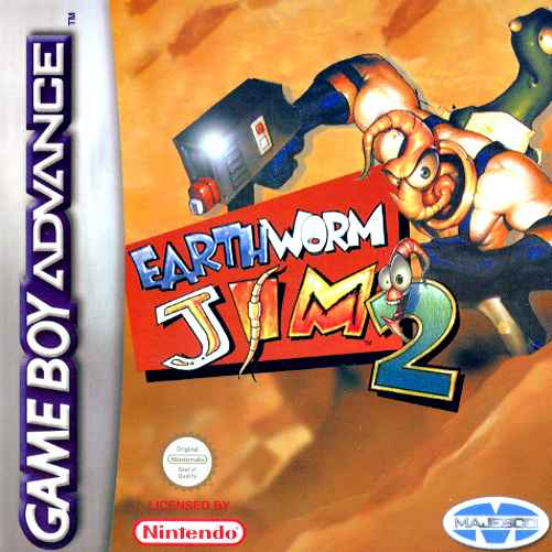 Earthworm Jim 2 (E)(Patience)