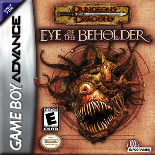 Dungeons and Dragons - Eye of the Beholder (U)(Venom)