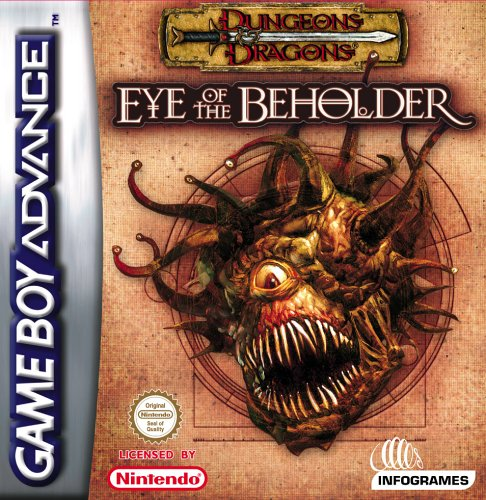 Dungeons and Dragons - Eye of the Beholder (E)(Patience)