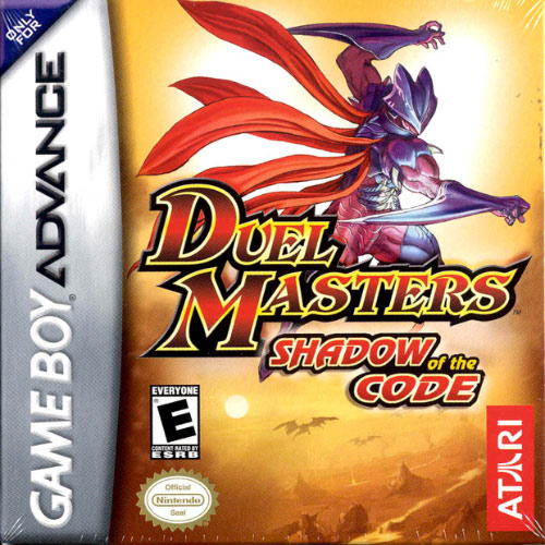 Duel Masters - Shadow of the Code (U)(Trashman)